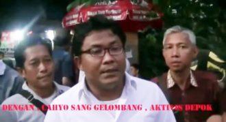 Photo of Ketua DPRD Depok Hampir Ditembak Oknum Polisi