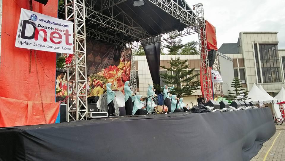 Photo of Tak Ada Pentas Bikini Dan PKI, Depok Night Parade 2016 Berlangsung Spektakuler
