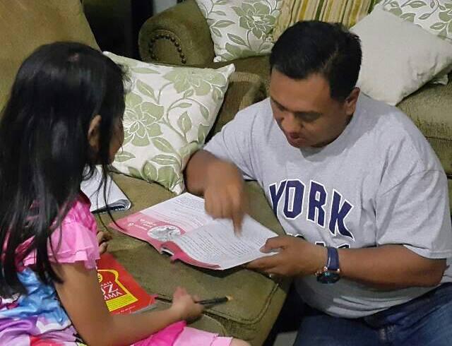 Photo of Bang Pradi dan si Bontot yang Manja