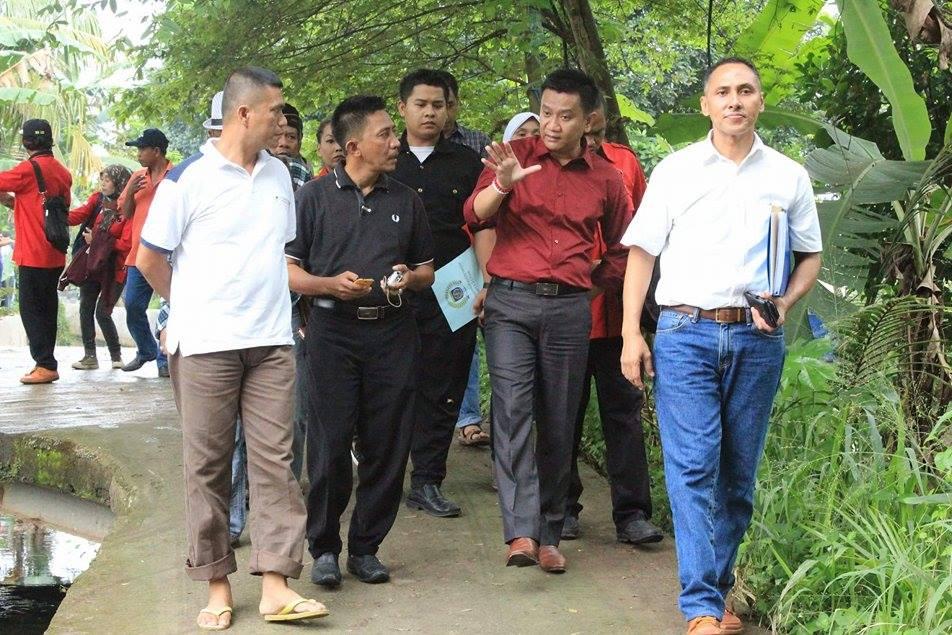 Photo of Sidak Kampung 99, Ketua DPRD Depok Sebut Pemkot Adu Domba Warga