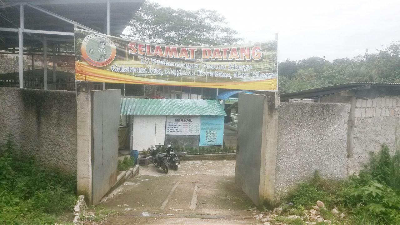 Photo of Pemancingan Pesona Margo, Pemancingan Berada Di Tengah Kota Depok