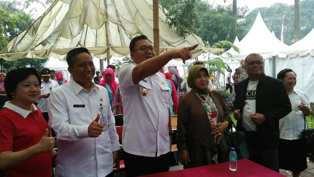 Photo of Pradi Tutup Kemeriahan Semarak Hardiknas 2017 Kota Depok