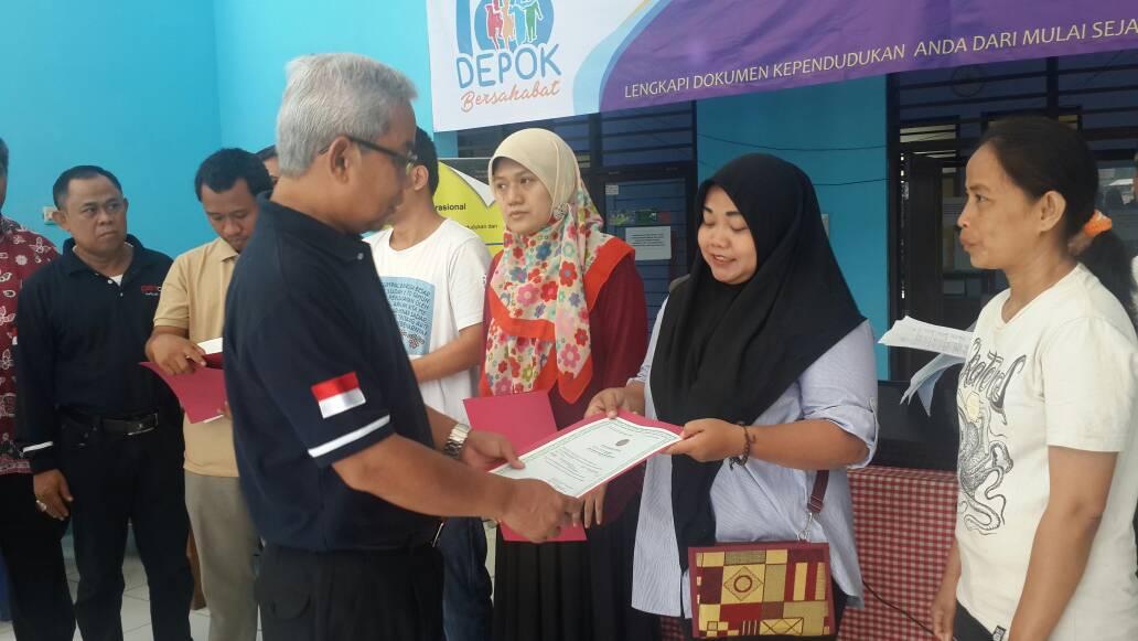 Photo of Ini Jadwal Pembuatan Akta Kelahiran Gratis Bagi Warga Depok Di Hari Libur