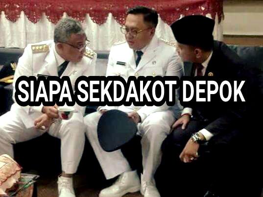 Photo of Lelang Jabatan Sekdakot Depok Dibuka