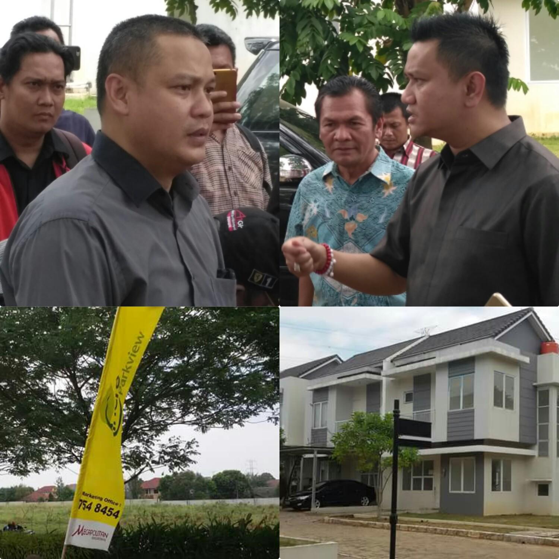 Photo of Cinere Parkview Belum Ber-IMB, Dewan Rekomendasikan Perumahan Segera Ditutup