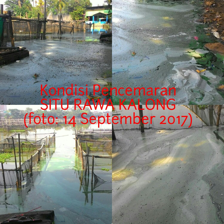 Photo of Turut Cemari Situ Rawa Kalong, TPS Diratakan Dengan Tanah