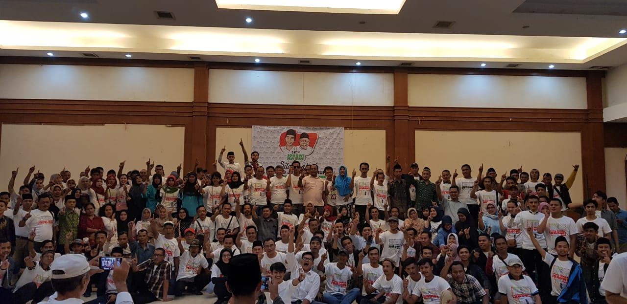 Photo of Balad Jokowi-Ma'ruf Langsung 'Gerilya' Ke Masyarakat