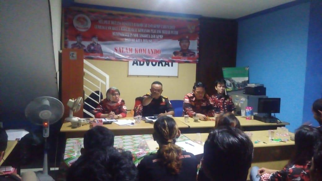 Photo of Sambut Tahun 2019, KPMP Bekasi Gelar Rakercab