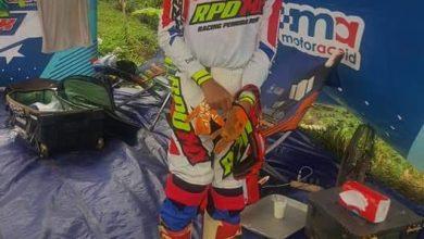 Photo of Tercepat Di Kualifikasi Seri 1 Kejurda MX Jabar 2019, Rauuf Targetkan Naik Podium