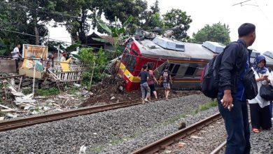 Photo of KRL Tergelincir Di Cilebut Bogor, PT KCI Minta Maaf
