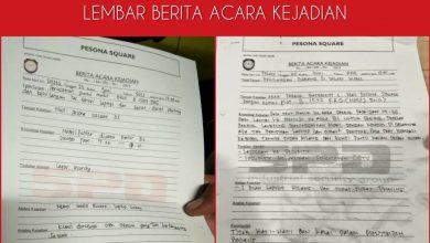 Photo of Diduga Menghindari Tanggung Jawab, Security Pesona Square Palsukan Tanda Tangan