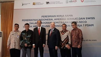 Photo of PDAM Tirta Asasta Lakukan Kerjasama Dengan USA Dan Swiss