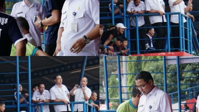 Photo of Dukung Penuh Sepakbola, Pemkab Kuningan Kalahkan Pemkot Depok