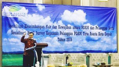 Photo of Tingkatkan Pelayanan, PDAM Depok Responsif Hadapi Keluhan Pelanggan