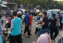 Photo of Alumni SMP Negeri 1 Cimanggis Angkatan '89 Berbagi Takzil Dan Sembako