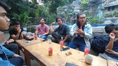 "Photo of ""Celoteh NGOPI Sore"", Taman Baca Tepi Sungai"