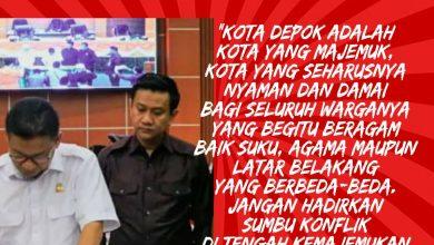 Photo of PDI Perjuangan Kota Depok Konsisten Tolak Keras Raperda Kota Religius