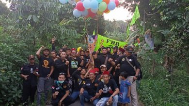 Photo of FBR Gardu 0353 Gelar Syukuran Milad FBR Ke 19
